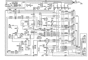 1994 Volvo 850 Wiring Diagram | Wiring Diagram