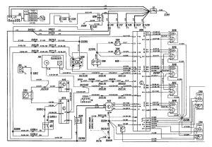 Volvo 850 (1995)  wiring diagrams  HVAC controls