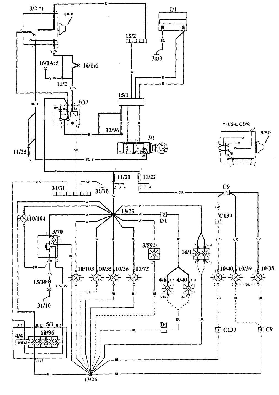 1993 Lexus Ls400 Starter 93 Wiring Diagram