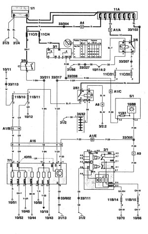 VOLVO D12A WIRING DIAGRAM  Auto Electrical Wiring Diagram