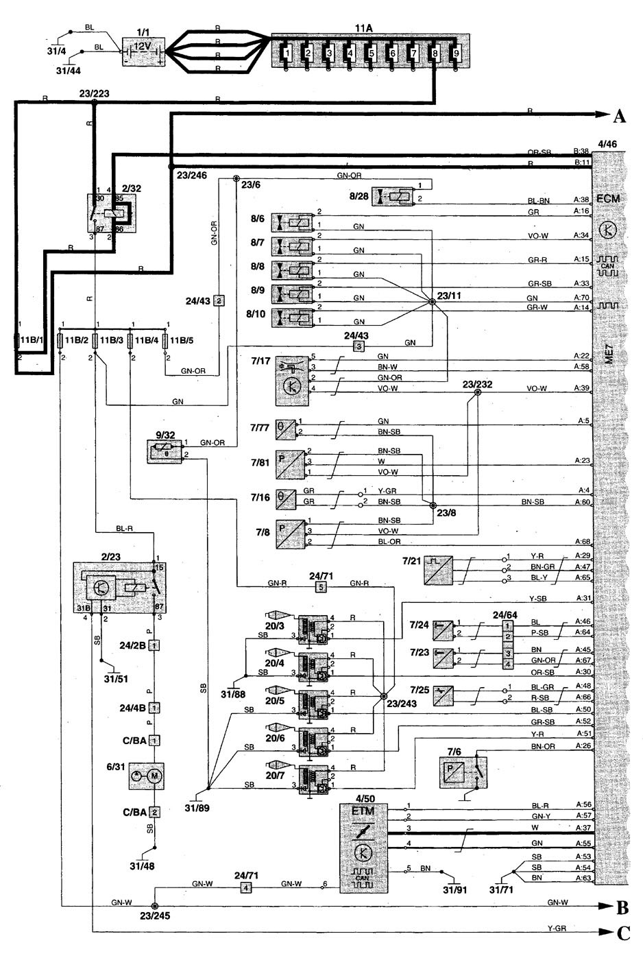 1981 honda pport wiring diagram  honda  auto wiring diagram