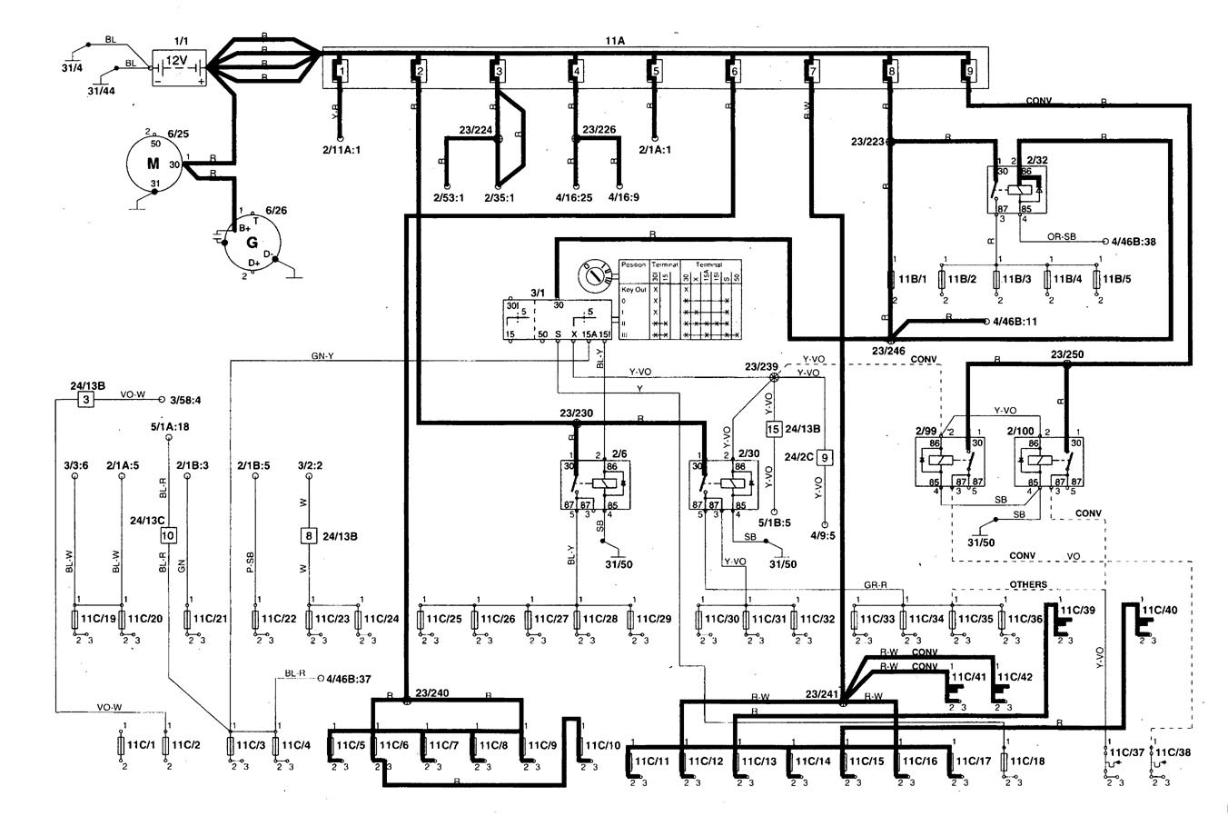 Vn Volvo Wiring Diagrams - Wiring Diagrams on