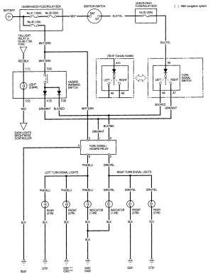 2001 Acura Rl Wiring Diagrams  Wiring Data