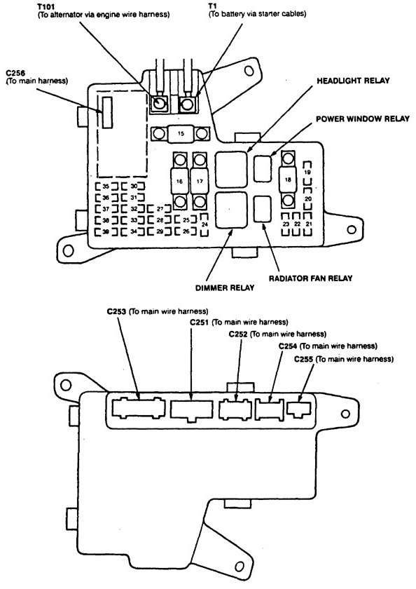 Diagram Of Engine Partment File Qu30860rhorahtondiagramhansafanprojektde: 1997 Acura Rl Engine Diagram At Gmaili.net