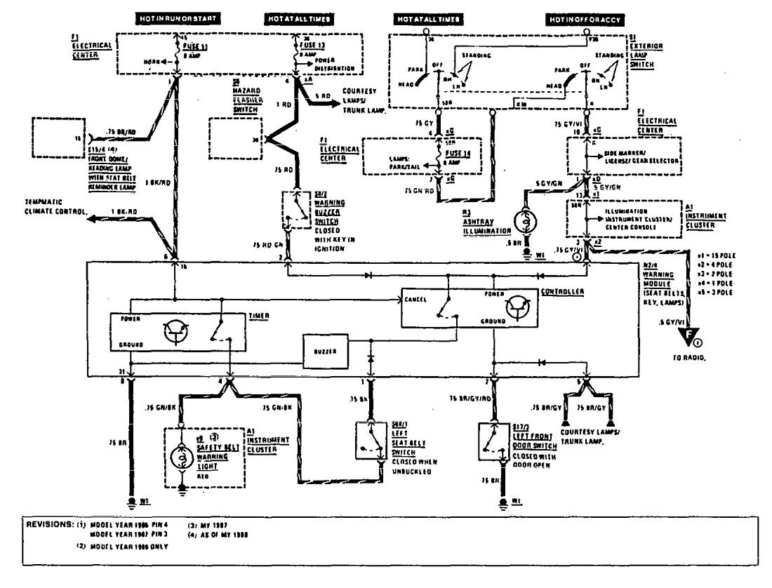 S100 Wiring Diagram