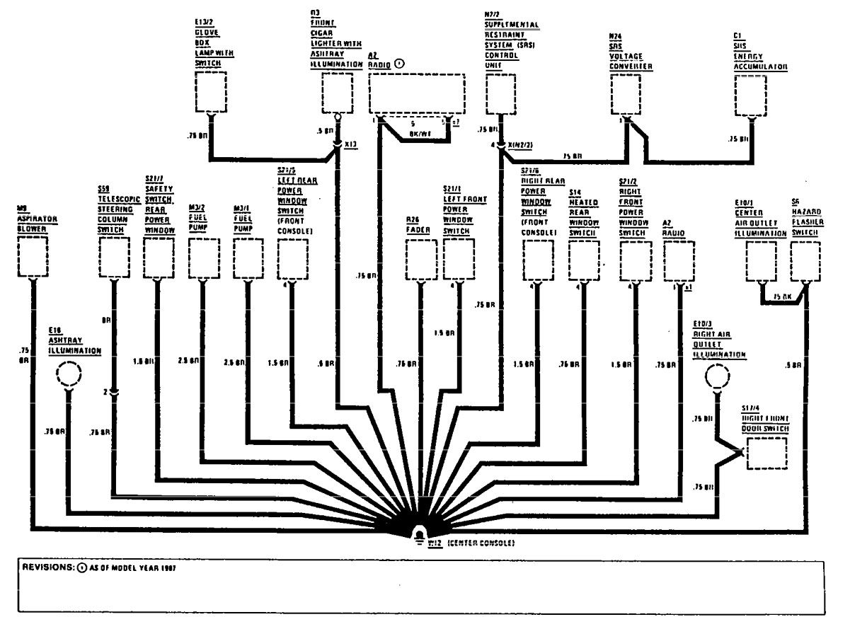 Wrg Electrical Wiring Diagram Mercedes Benz 300e