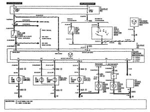 Mercedes Benz W124 230e Wiring Diagram | Wiring Library
