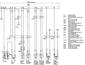Mercedes Benz W204 Wiring Diagram | Wiring Library