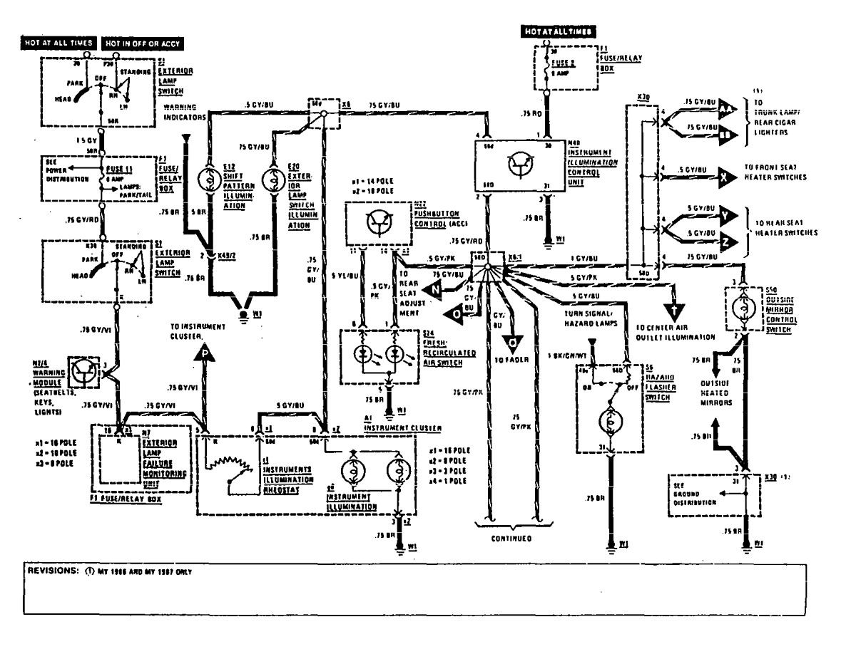 Wonderful mercedes 240d wiring diagram gallery electrical circuit