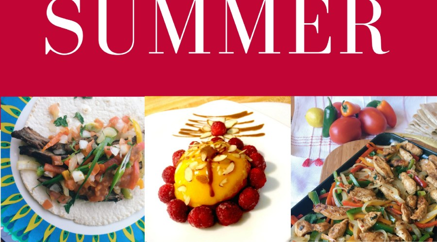 Taste an Endless Summer – eCookBook