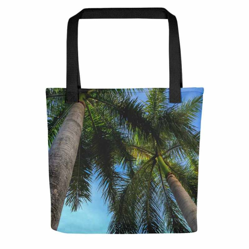 palm-tree-tote-bag