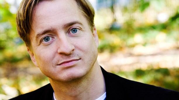 Urban Björstadius är programledare och redaktör för Vetenskapsradion Forum. Foto Sveriges Radio