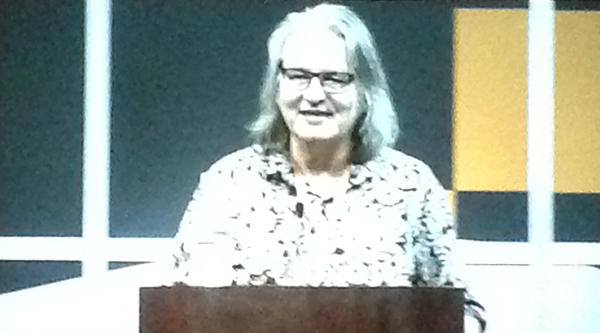 Bruce Sterling at 2014 SXSW