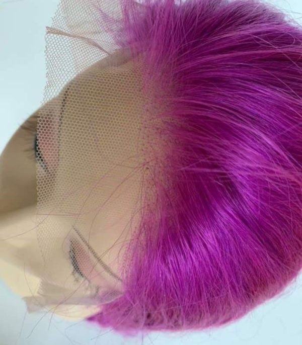 Front Lace of Wig