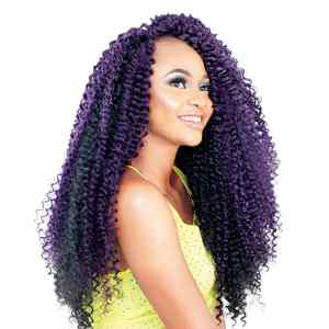 Linda Jamaica Water Wave Crochet Hair 22 Inches