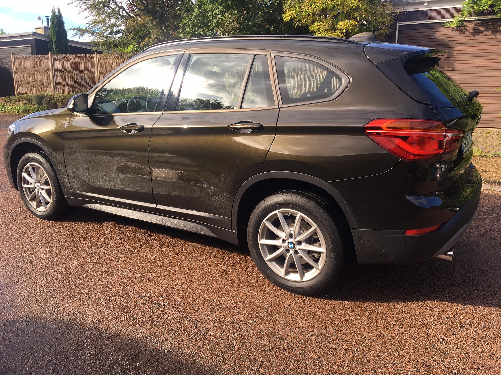 First Drive: BMW X1 sDrive18d