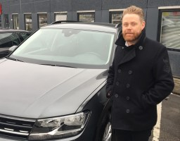 Danske priser på ny Mercedes-Benz CLA coupé