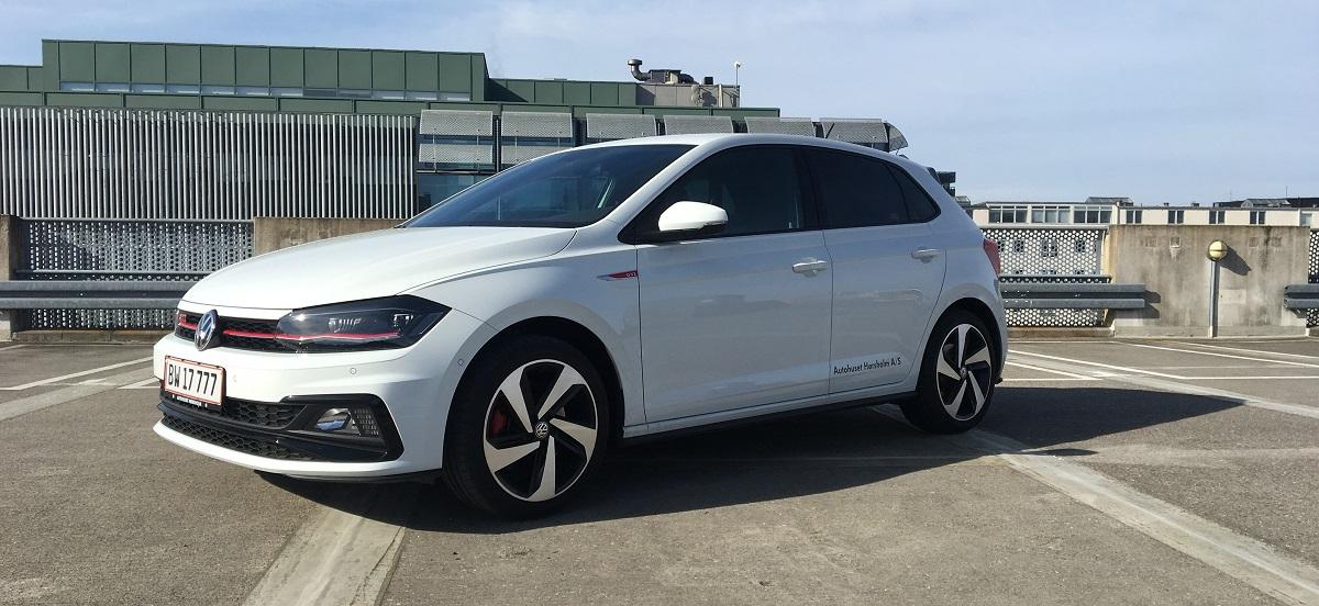 Test: VW Polo GTI