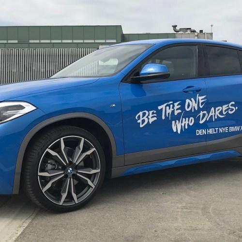 First Drive: BMW X2 xDrive