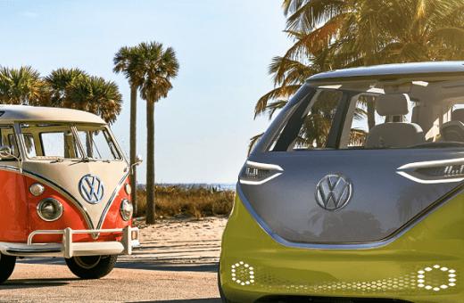 Fem svedige retrobiler til strandturen