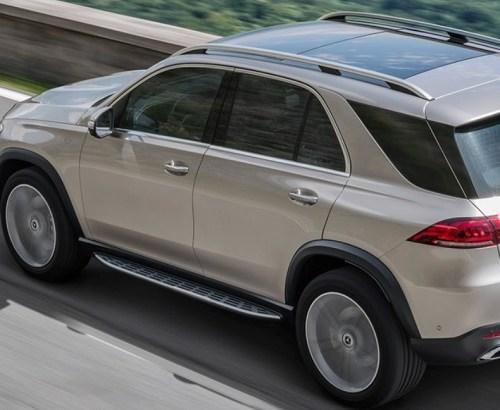 Den nye Mercedes-Benz GLE: 10 hurtige facts