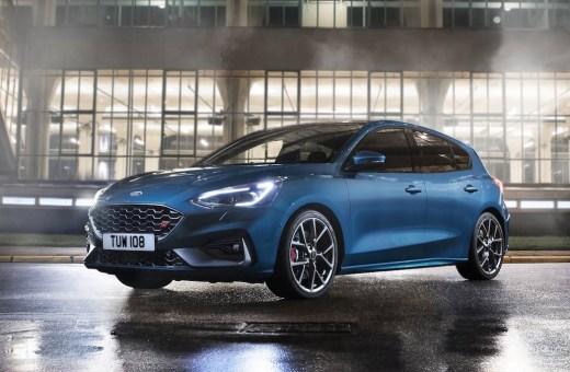 Vild version af Årets bil i Danmark: 280 hk i ny Focus ST