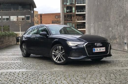 Test: Audi A6 Avant 40 TDI
