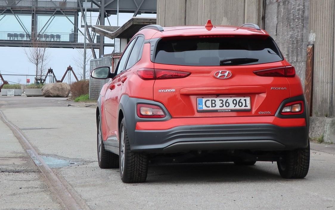 Test: Hyundai Kona electric