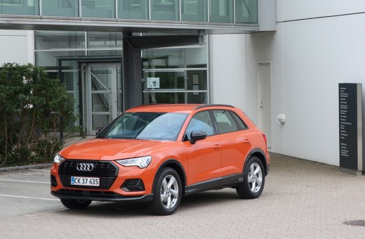Test: Audi Q3 35 TDI Advanced