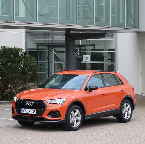 Audi Q3 35 tdi advanced