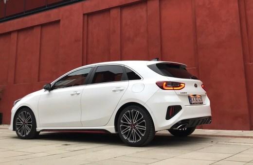Test: Kia Ceed GT 1.6 benzin