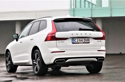 Test: Volvo XC60 B4 R-Design