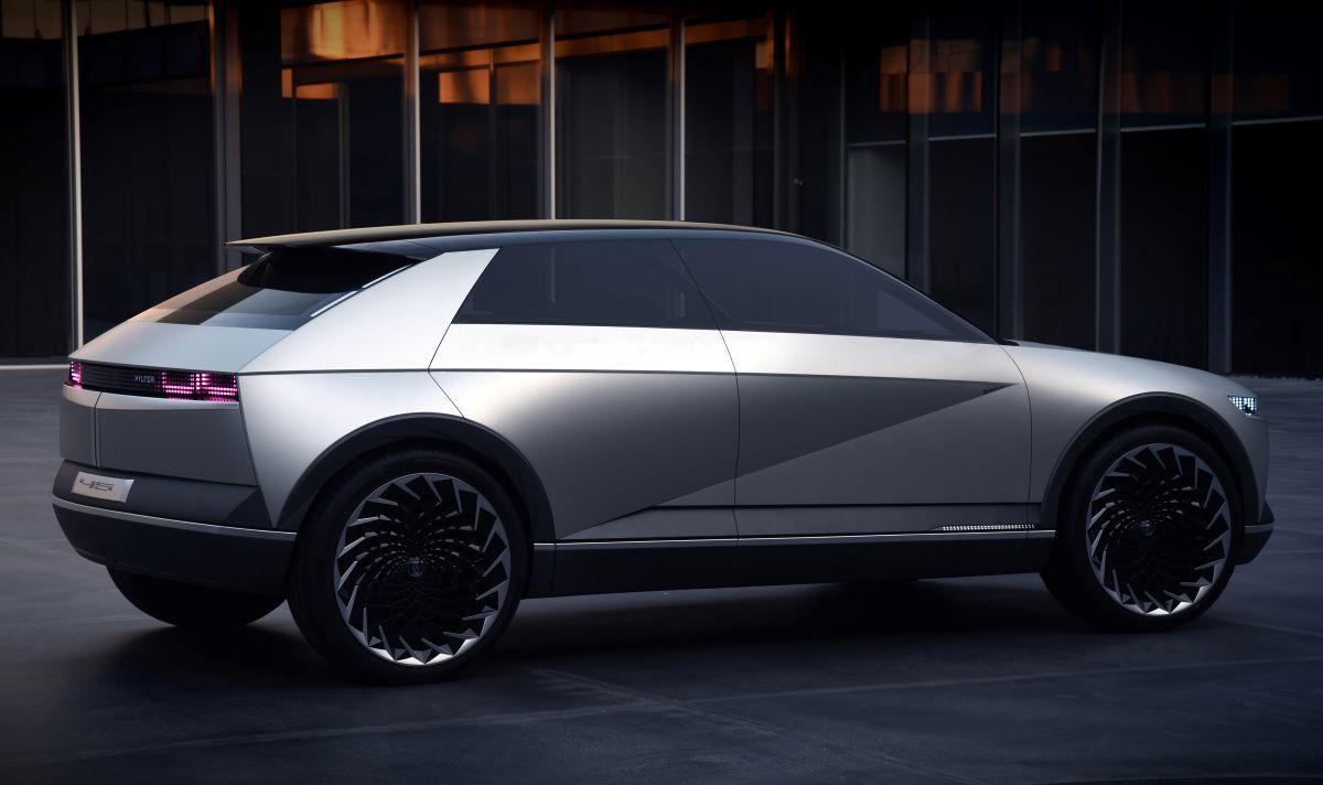 Hatchbackens svar på Tesla Cybertruck vinder designpris