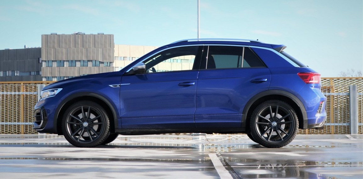Test: Volkswagen T-Roc R 2.0 TSI 4MOTION