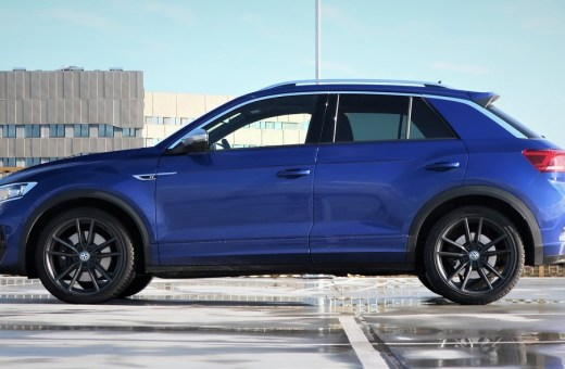 Test: Volkswagen T-Roc R 2.0 TSI 4MOTION