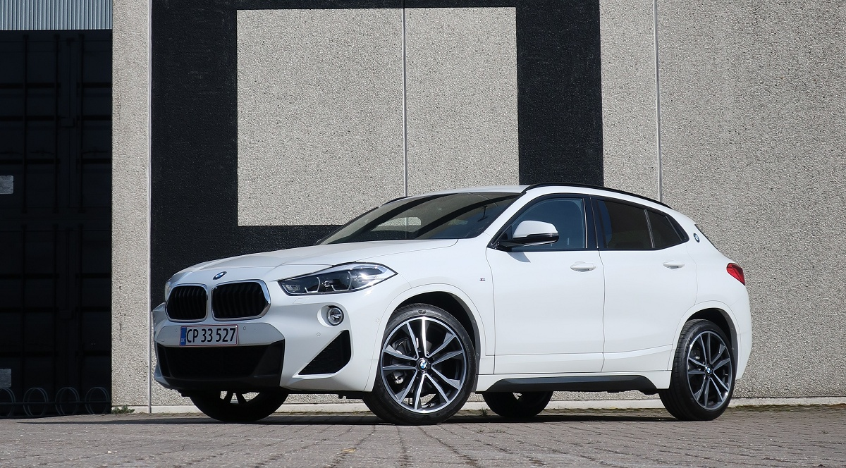 Test: BMW X2 sDrive18d M Sport