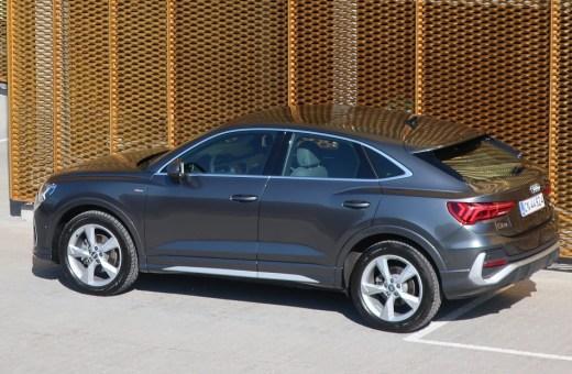 Test: Audi Q3 Sportback 35 TDI S Line