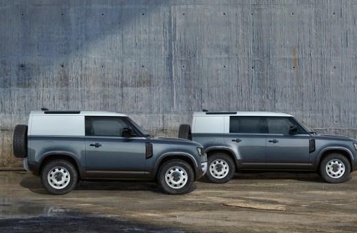 Nyhed: Land Rover Defender Hard Top (van)