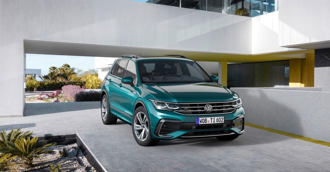 Nyhed: VW Tiguan facelift