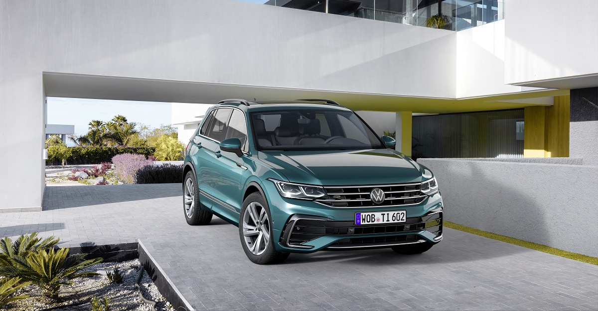 Nyhed: VW Tiguan facelift