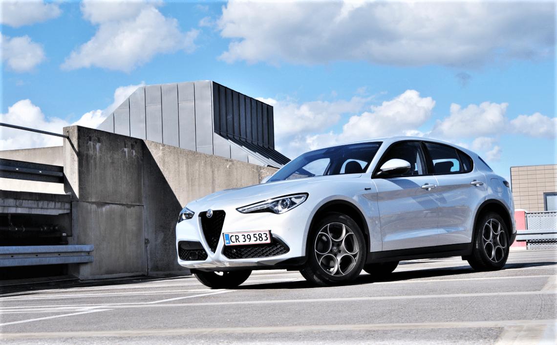 Test: Alfa Romeo Stelvio 2.2 JTDm Sprint RWD