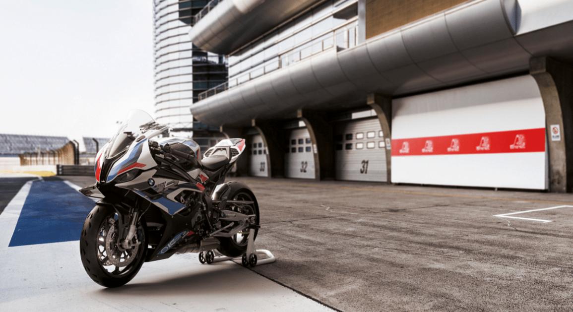 BMW M 1000 RR: Første M model fra BMW Motorrad