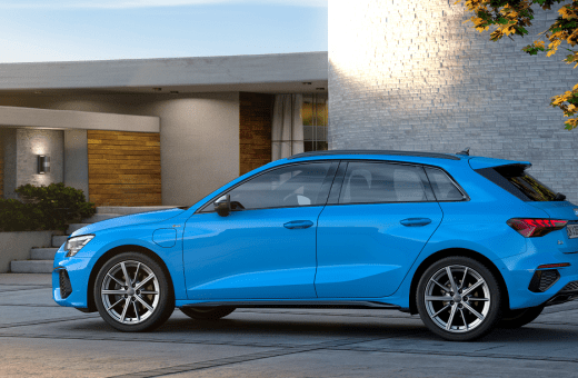 Nyhed: Audi A3 plug-in hybrid