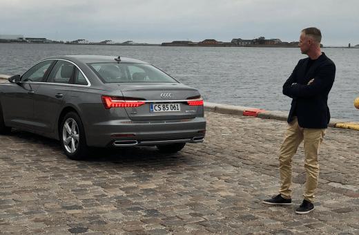 Test: Audi A6 50 TFSI e quattro