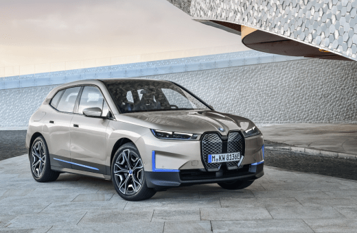 Nyhed: BMW iX