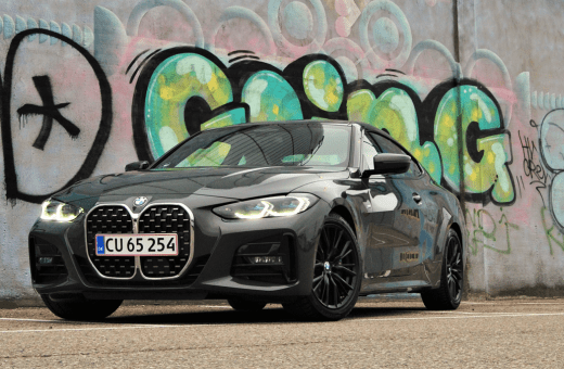 Test: BMW 430i Coupé M Sport