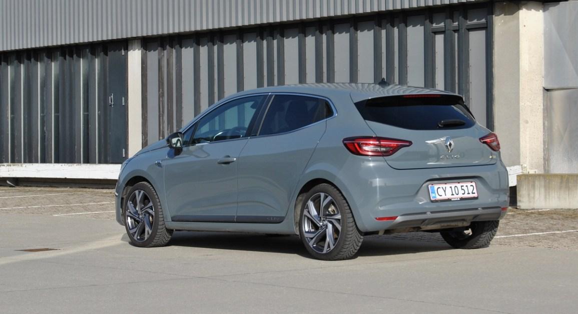Prisfald på Renault Clio hybrid (E-TECH)
