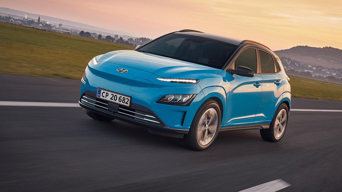 Hyundai Kona Electric får facelift og lavere pris