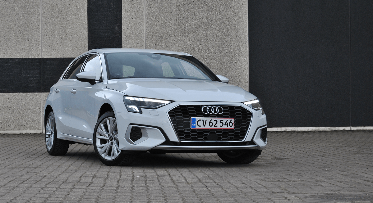 Test: Audi A3 Sportback 45 TFSI e