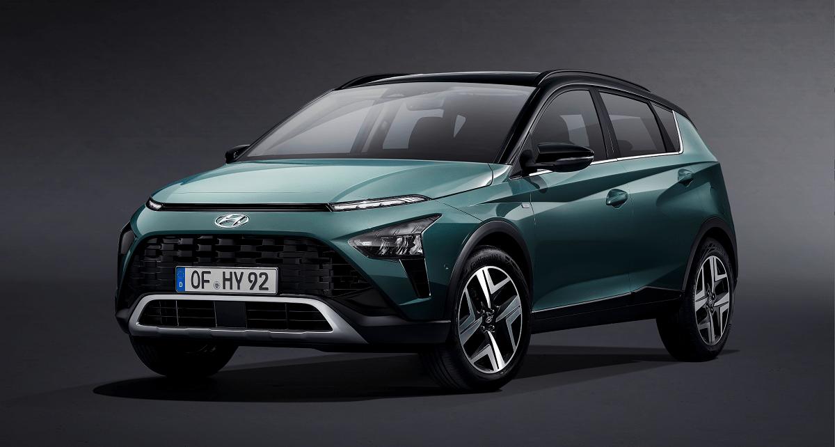 Nyhed: Hyundai BAYON